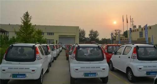 跃迪深层次挖掘客户需求——跃迪电动汽车批量发车黑龙江,辽宁