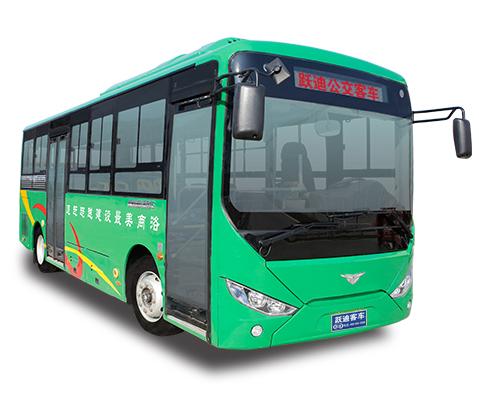 跃迪SQZ6820EV电动公交车